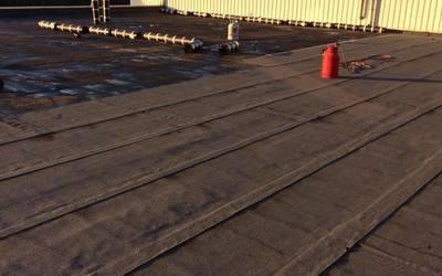 Renovaties Michael - Platte daken